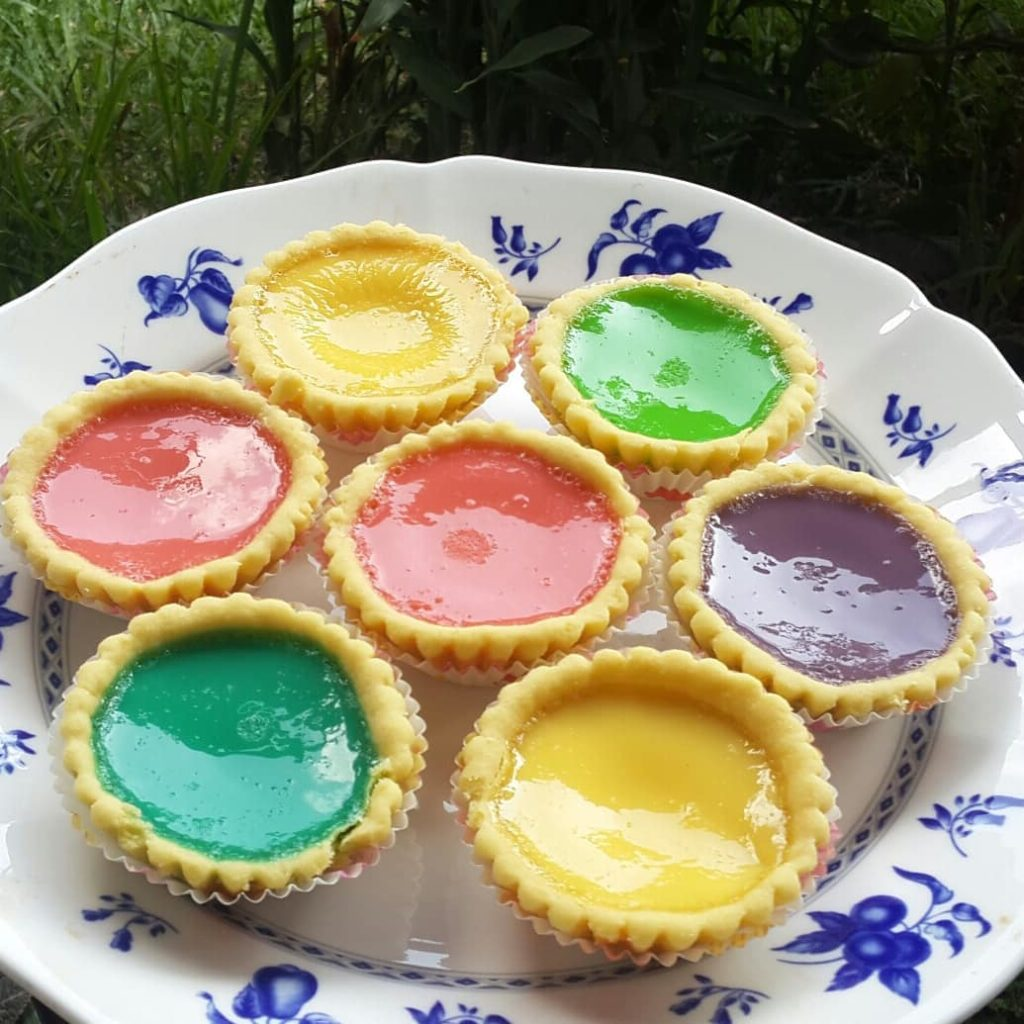 pie warna