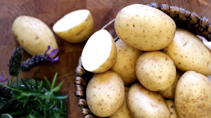 cara membuat makanan dari kentang