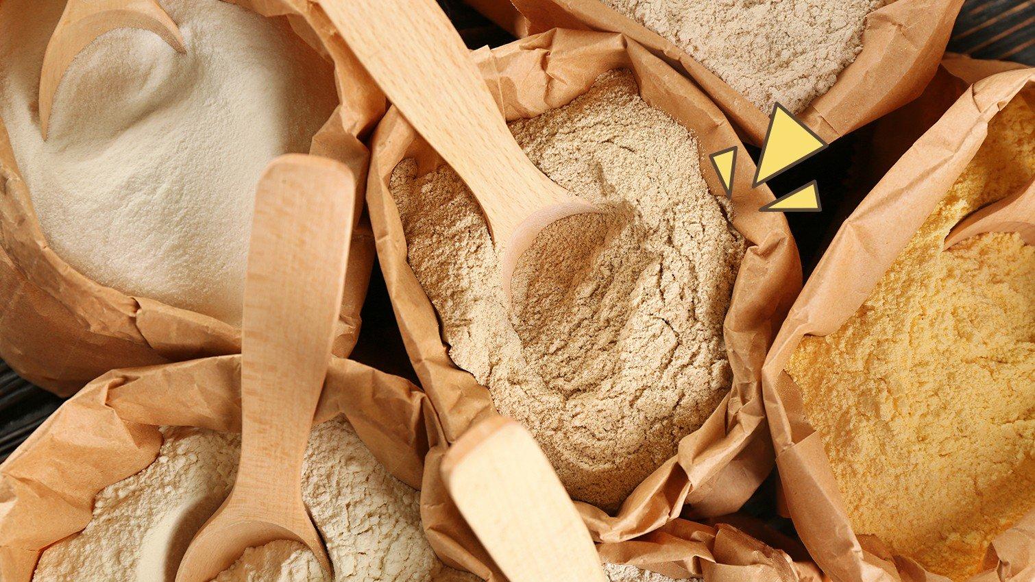 cara membuat tepung