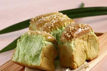 cara membuat roti sobek pandan