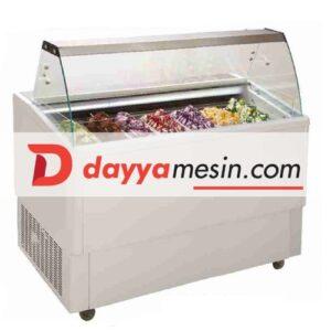 gelato showcase