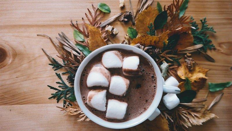 cara membuat coklat panas