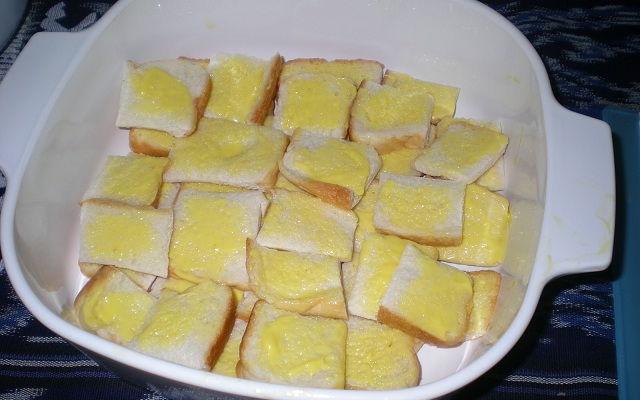 cara membuat roti tawar kukus