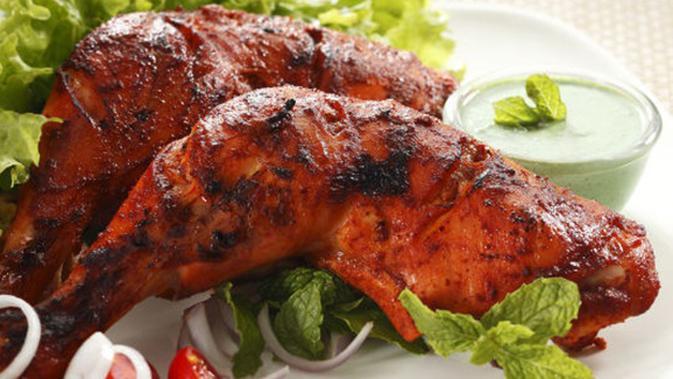 cara membuat ayam bakar madu