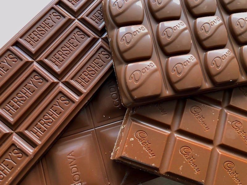 cara membuat coklat batangan
