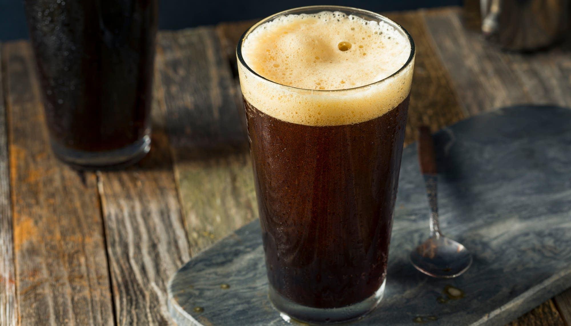 cara membuat cold brew
