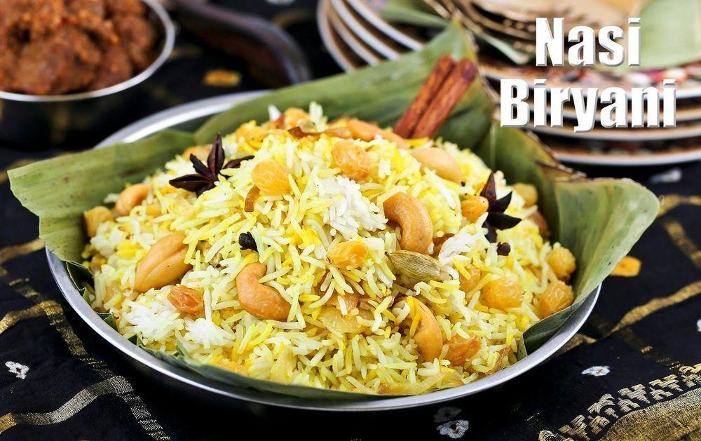Resep Nasi Briyani Sederhana Dan Simpel