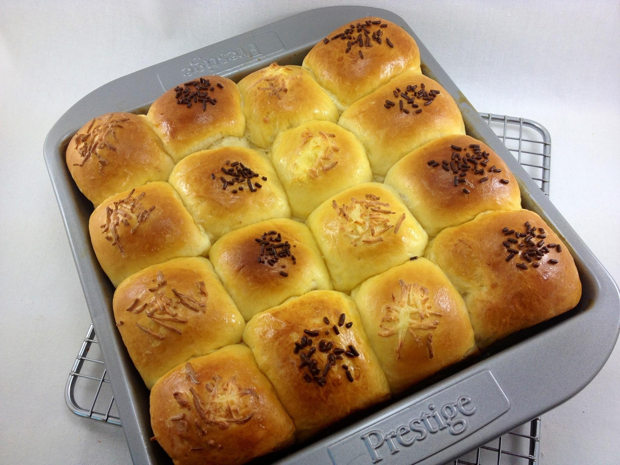 Resep Roti Kasur yang Empuk Lembut dan Nikmat