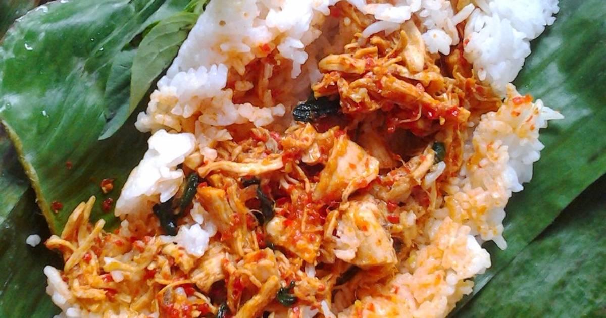 Resep Nasi Bakar Ayam Maknyus Yang Bisa Dicoba Dirumah