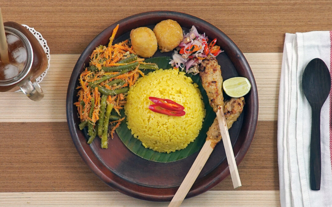Resep Nasi Kuning Yang Wangi Dan Gurih